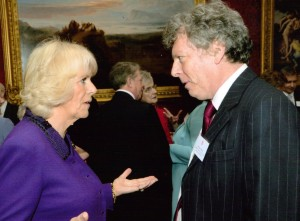 tony watts : camilla, duchess of cornwall